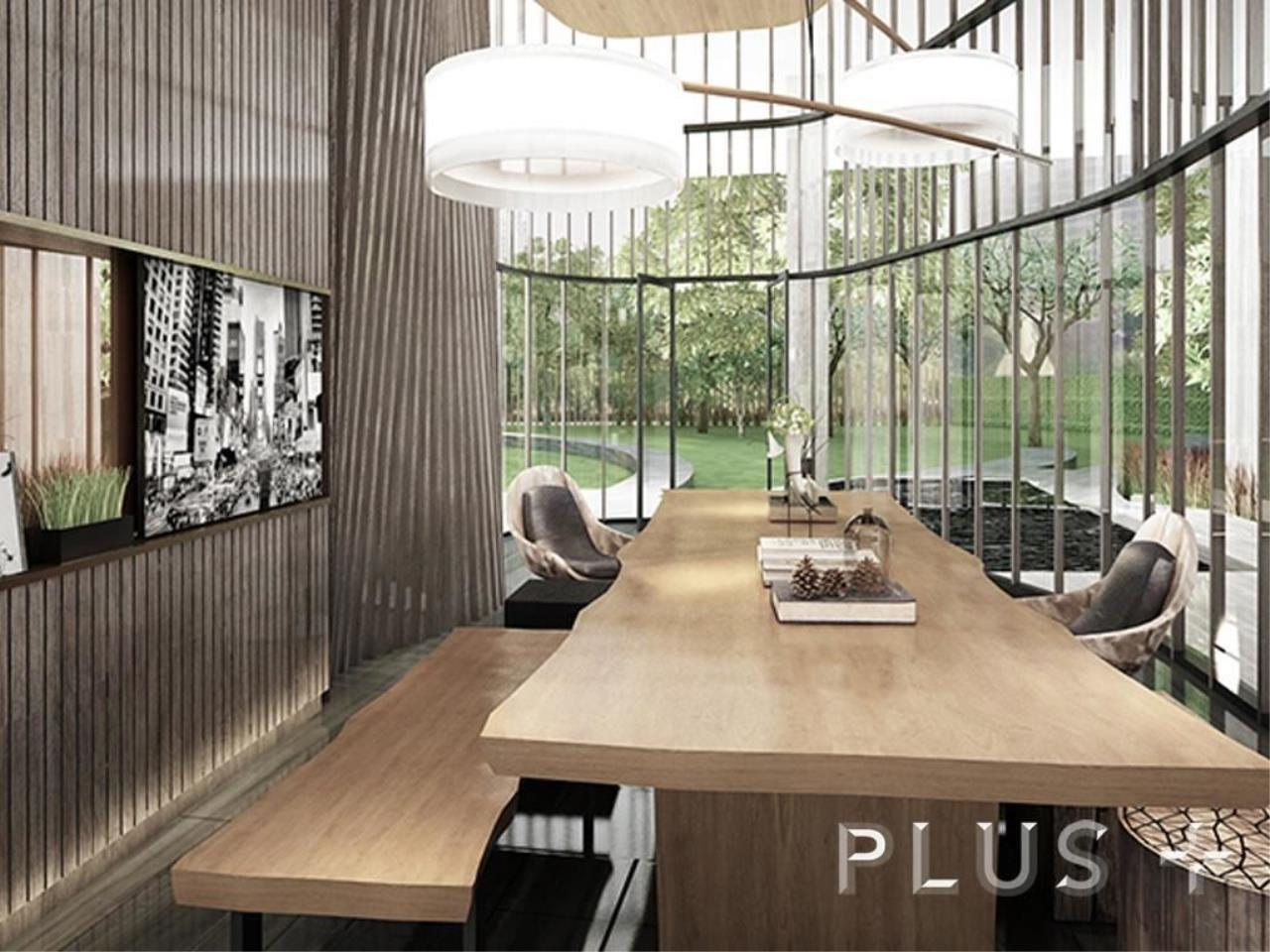 Plus Property Agency's Rent : CD177316 THE LINE JATUJAK-MOCHIT Condominium Paholyothin Bangkok 3