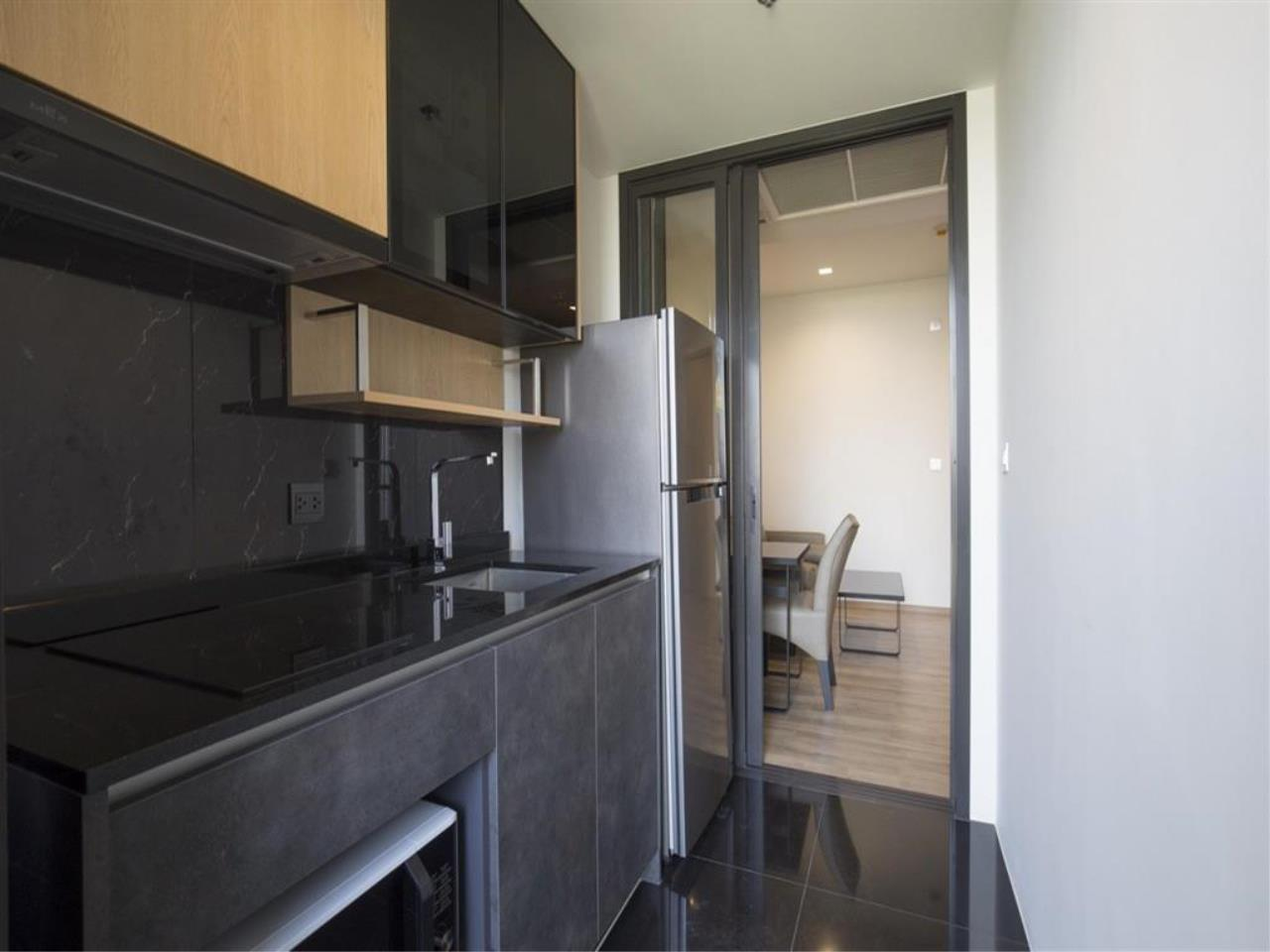 Plus Property Agency's Rent : CD177316 THE LINE JATUJAK-MOCHIT Condominium Paholyothin Bangkok 7
