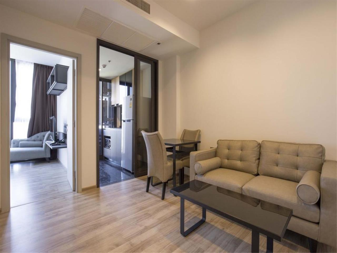 Plus Property Agency's Rent : CD177316 THE LINE JATUJAK-MOCHIT Condominium Paholyothin Bangkok 1