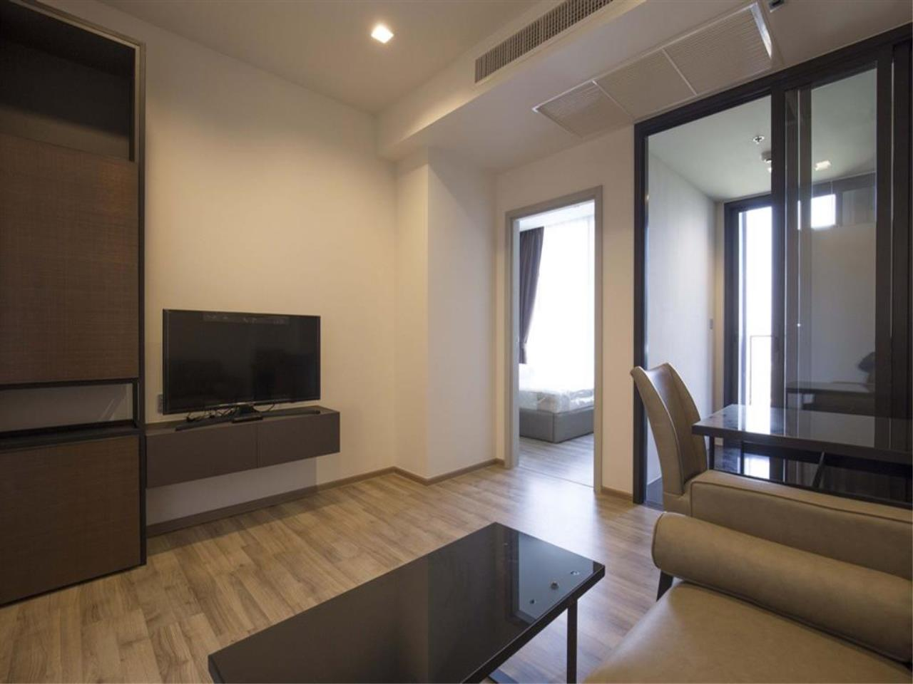 Plus Property Agency's Rent : CD177316 THE LINE JATUJAK-MOCHIT Condominium Paholyothin Bangkok 10