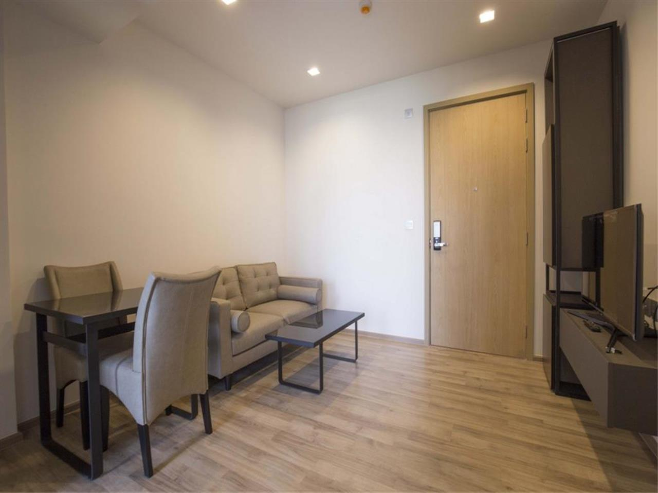 Plus Property Agency's Rent : CD177316 THE LINE JATUJAK-MOCHIT Condominium Paholyothin Bangkok 11