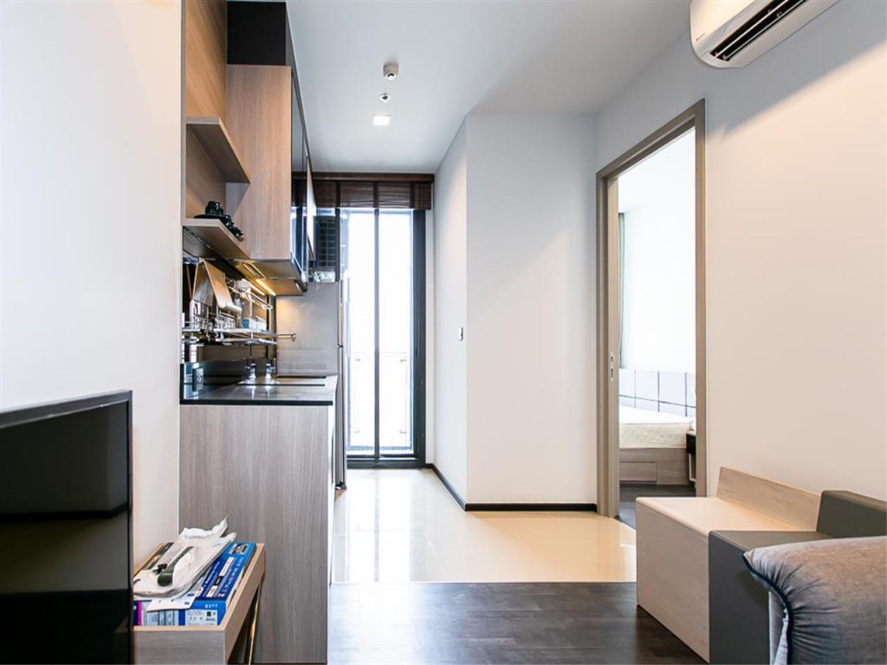 Plus Property Agency's Rent : CD186714 THE LINE ASOKE-RATCHADA Condominium New Petchburi - Rama 9 Bangkok 7