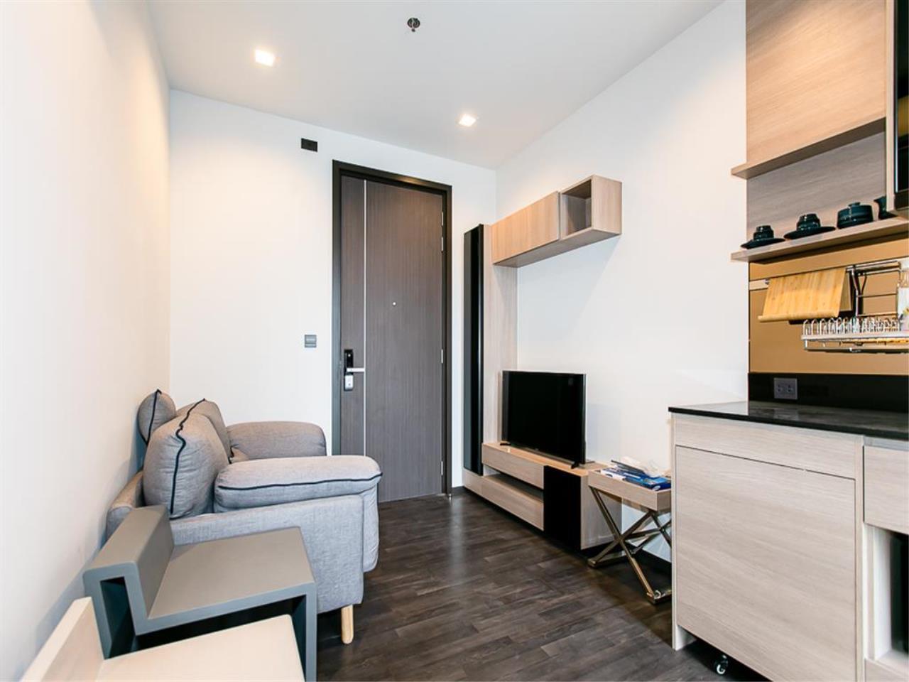 Plus Property Agency's Rent : CD186714 THE LINE ASOKE-RATCHADA Condominium New Petchburi - Rama 9 Bangkok 12