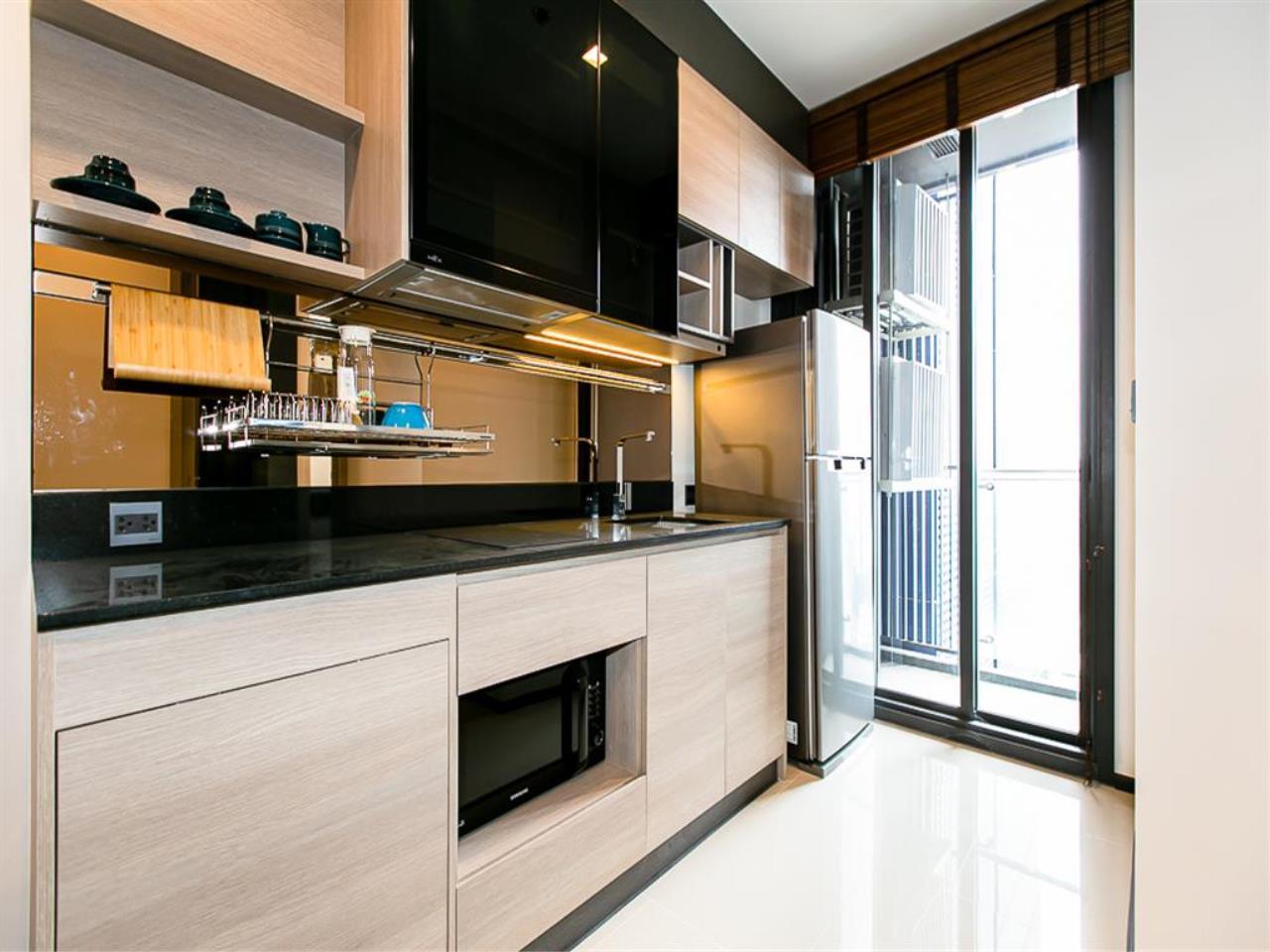 Plus Property Agency's Rent : CD186714 THE LINE ASOKE-RATCHADA Condominium New Petchburi - Rama 9 Bangkok 6
