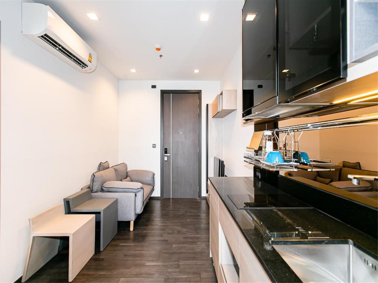 Plus Property Agency's Rent : CD186714 THE LINE ASOKE-RATCHADA Condominium New Petchburi - Rama 9 Bangkok 8