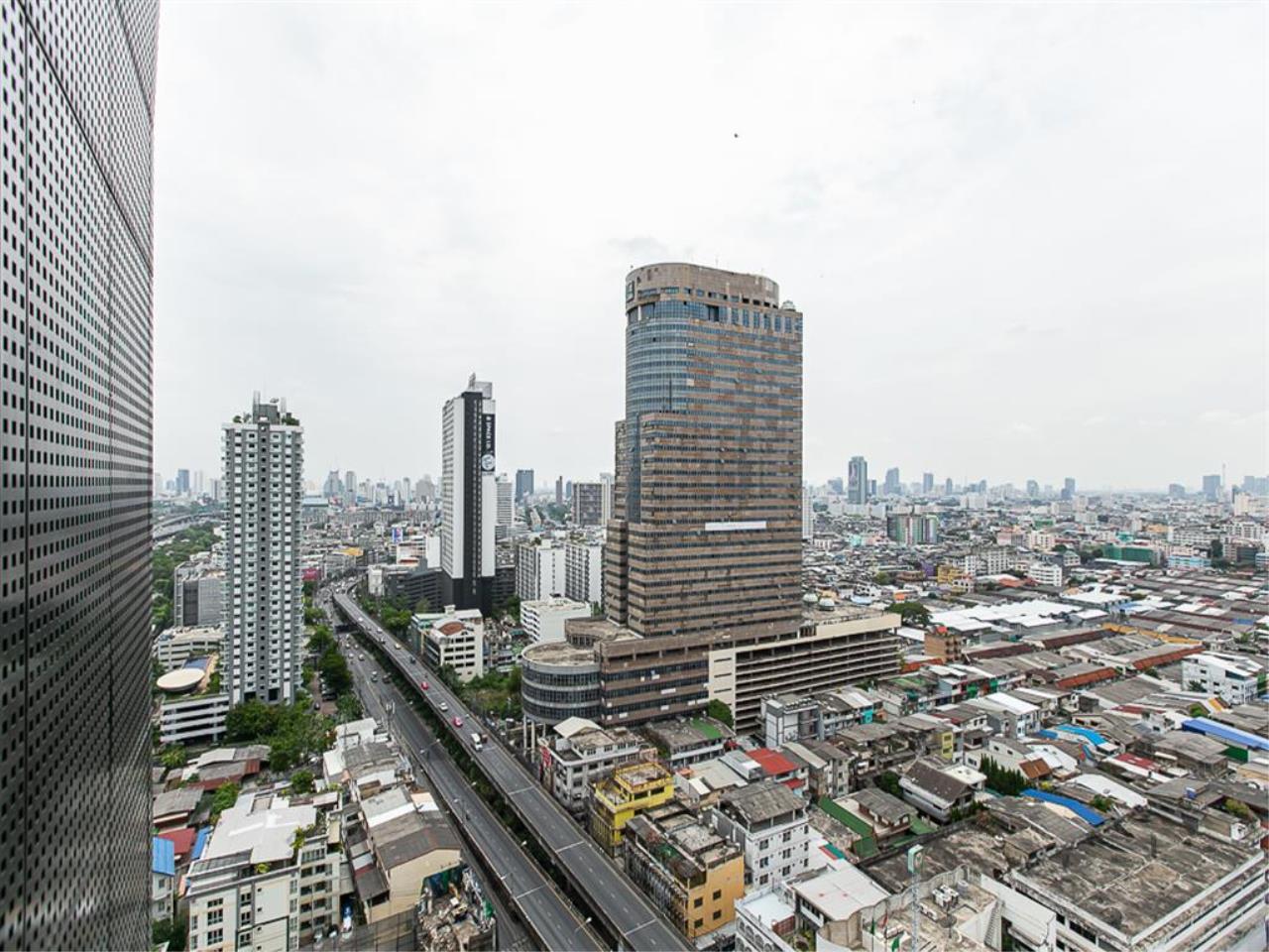 Plus Property Agency's Rent : CD186714 THE LINE ASOKE-RATCHADA Condominium New Petchburi - Rama 9 Bangkok 1