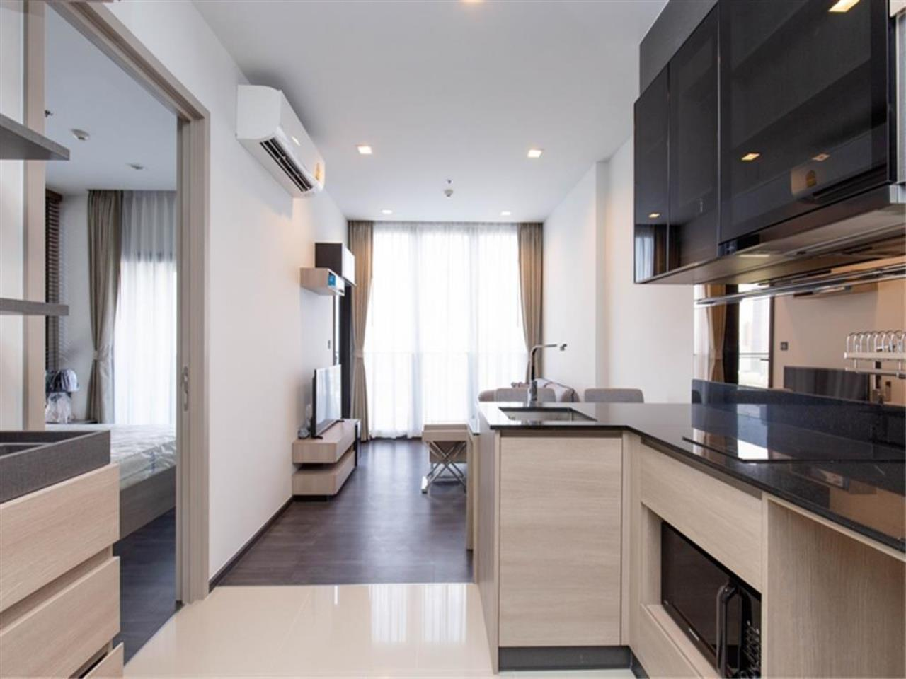 Plus Property Agency's Rent : CD188861 THE LINE ASOKE-RATCHADA Condominium New Petchburi - Rama 9 Bangkok 11