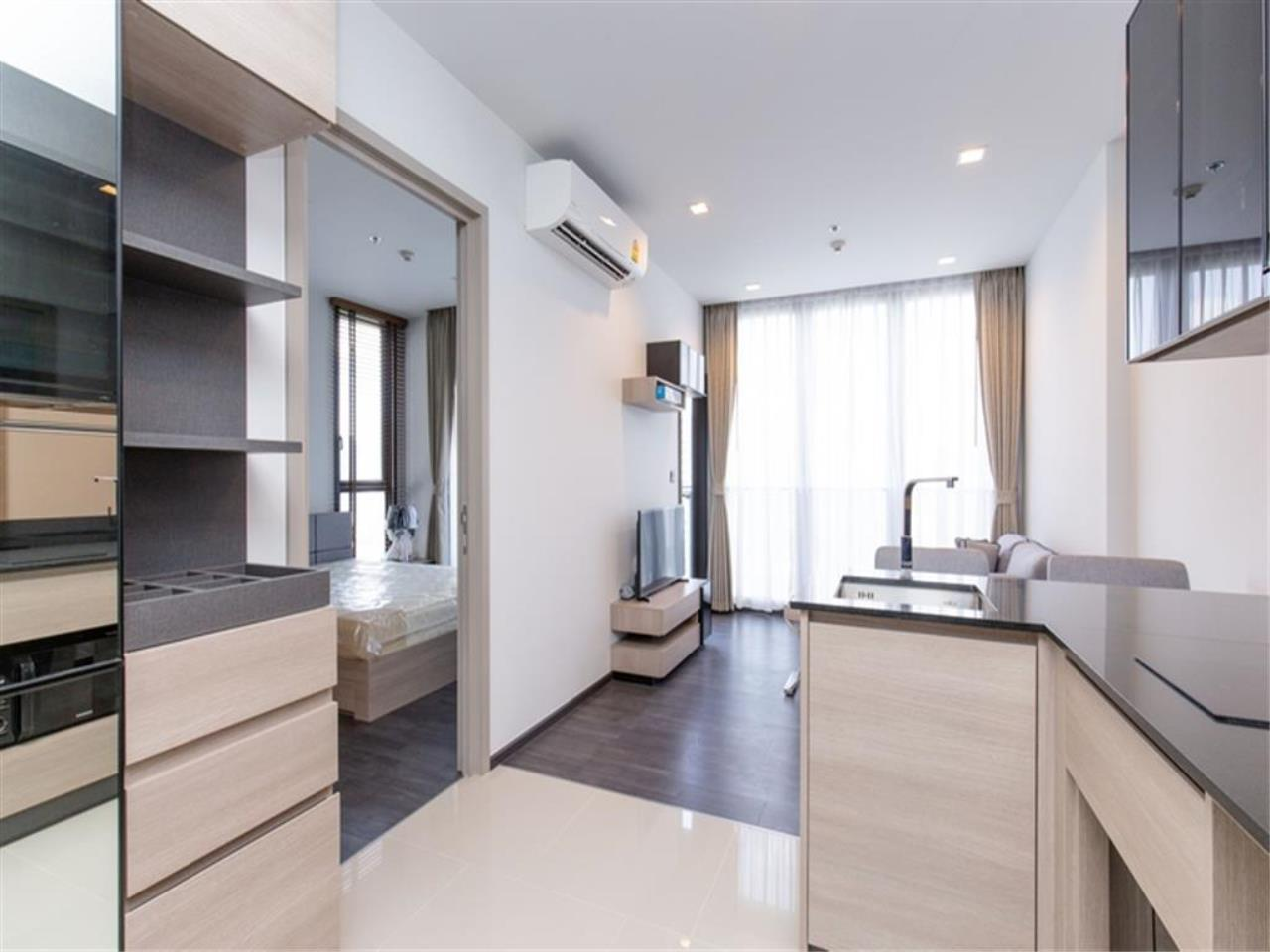Plus Property Agency's Rent : CD188861 THE LINE ASOKE-RATCHADA Condominium New Petchburi - Rama 9 Bangkok 13