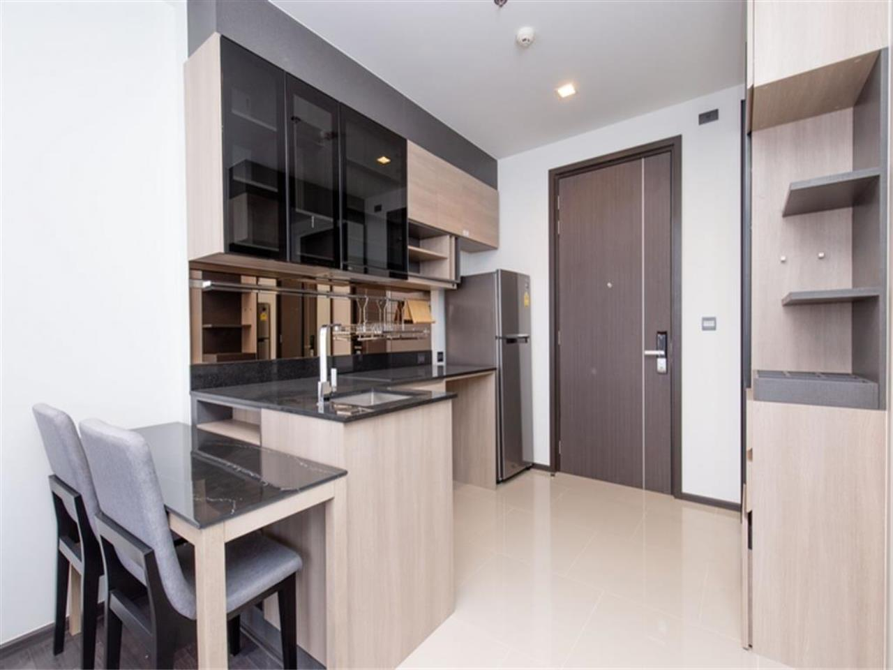 Plus Property Agency's Rent : CD188861 THE LINE ASOKE-RATCHADA Condominium New Petchburi - Rama 9 Bangkok 10