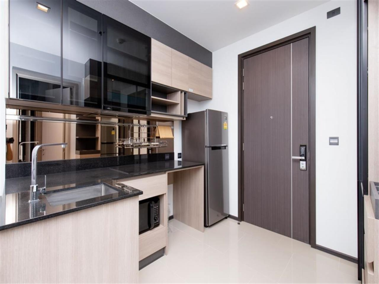 Plus Property Agency's Rent : CD188861 THE LINE ASOKE-RATCHADA Condominium New Petchburi - Rama 9 Bangkok 9