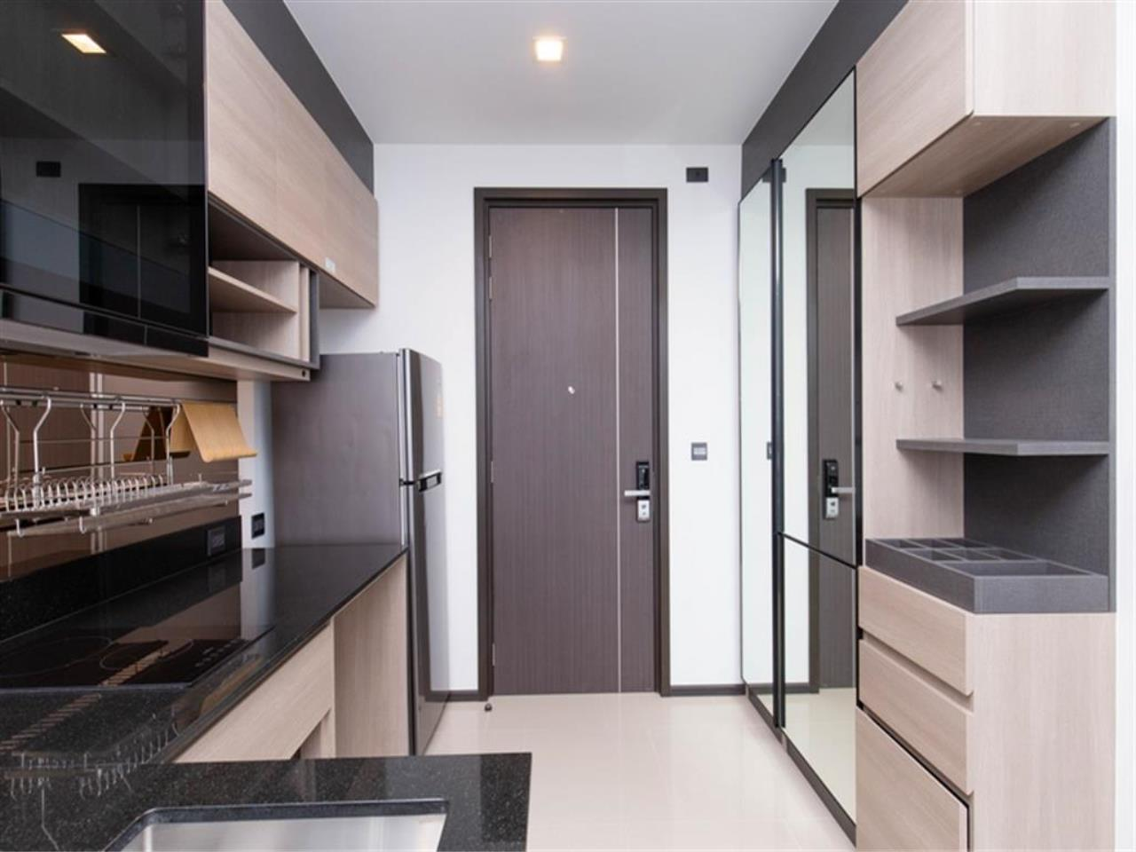 Plus Property Agency's Rent : CD188861 THE LINE ASOKE-RATCHADA Condominium New Petchburi - Rama 9 Bangkok 7