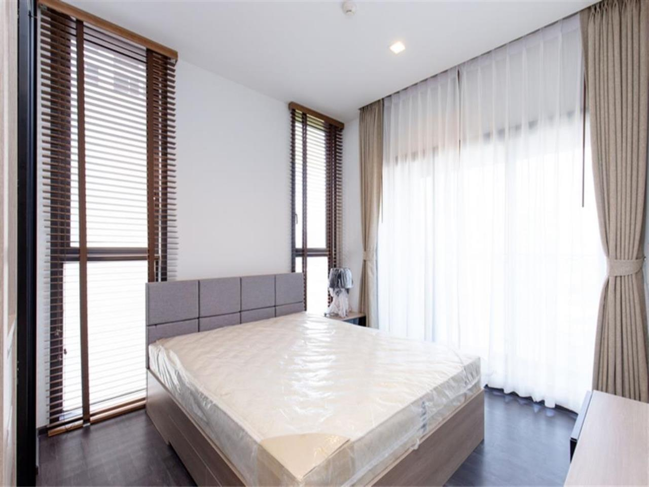 Plus Property Agency's Rent : CD188861 THE LINE ASOKE-RATCHADA Condominium New Petchburi - Rama 9 Bangkok 19