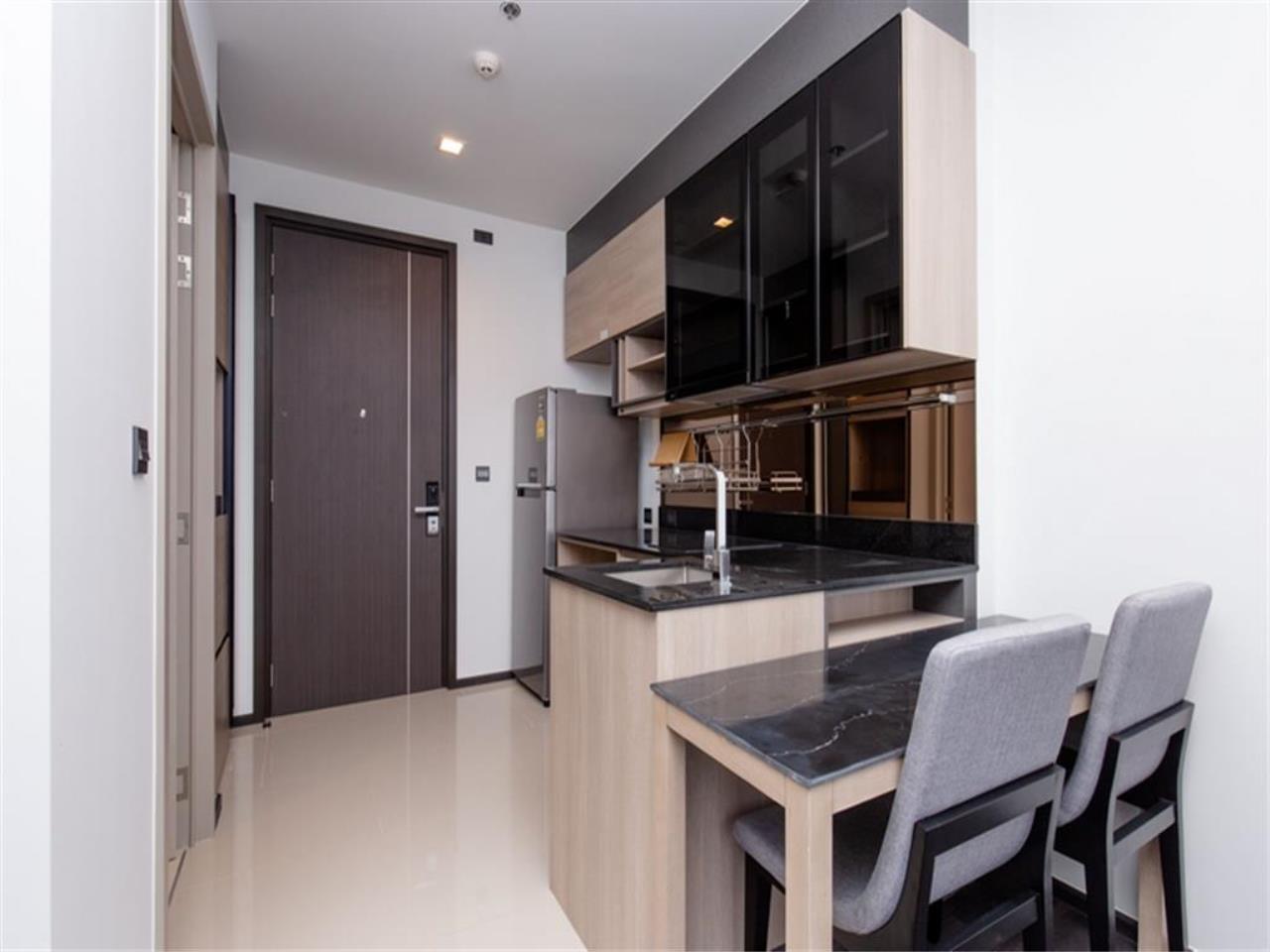 Plus Property Agency's Rent : CD188863 THE LINE ASOKE-RATCHADA Condominium New Petchburi - Rama 9 Bangkok 11