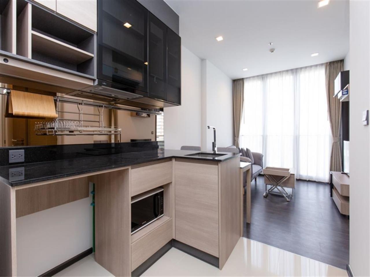 Plus Property Agency's Rent : CD188863 THE LINE ASOKE-RATCHADA Condominium New Petchburi - Rama 9 Bangkok 8