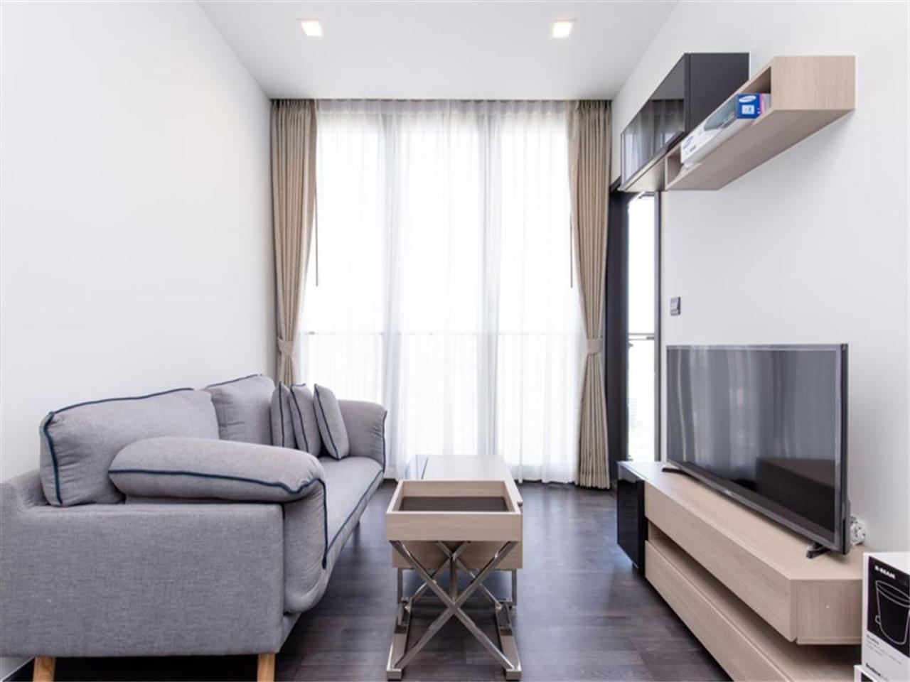 Plus Property Agency's Rent : CD188863 THE LINE ASOKE-RATCHADA Condominium New Petchburi - Rama 9 Bangkok 16