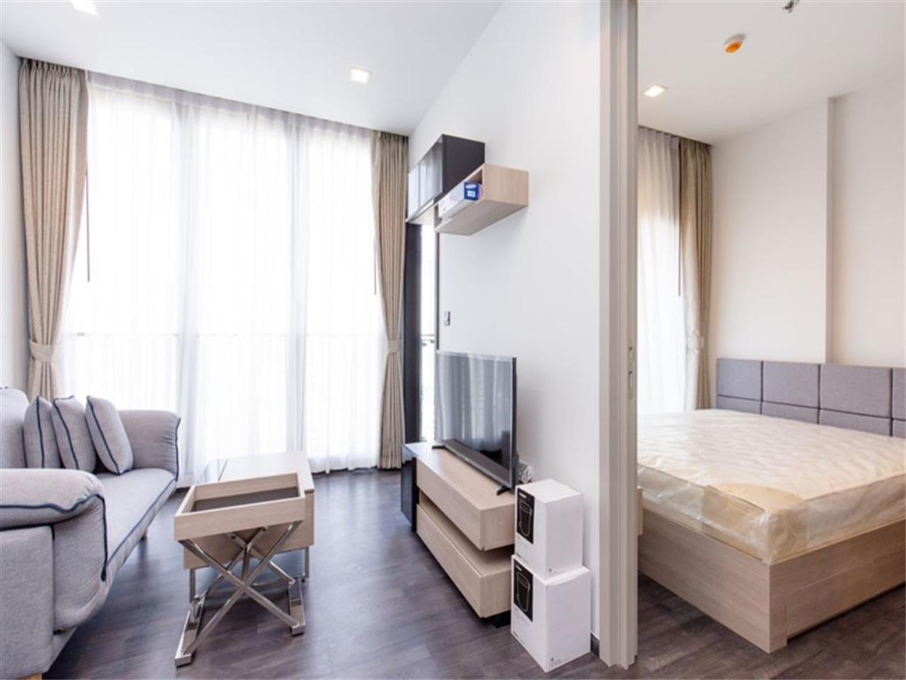 Plus Property Agency's Rent : CD188863 THE LINE ASOKE-RATCHADA Condominium New Petchburi - Rama 9 Bangkok 14
