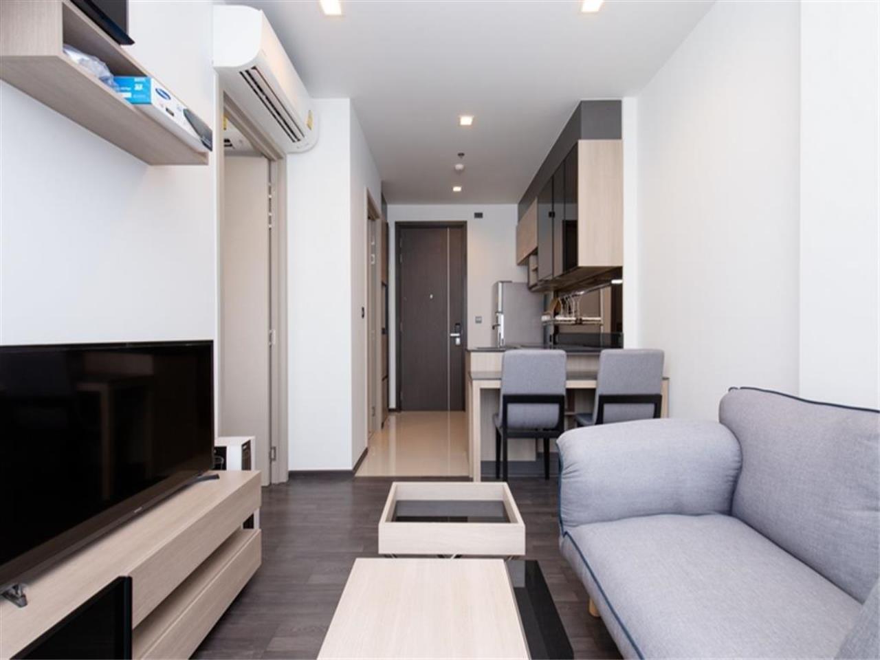 Plus Property Agency's Rent : CD188863 THE LINE ASOKE-RATCHADA Condominium New Petchburi - Rama 9 Bangkok 15