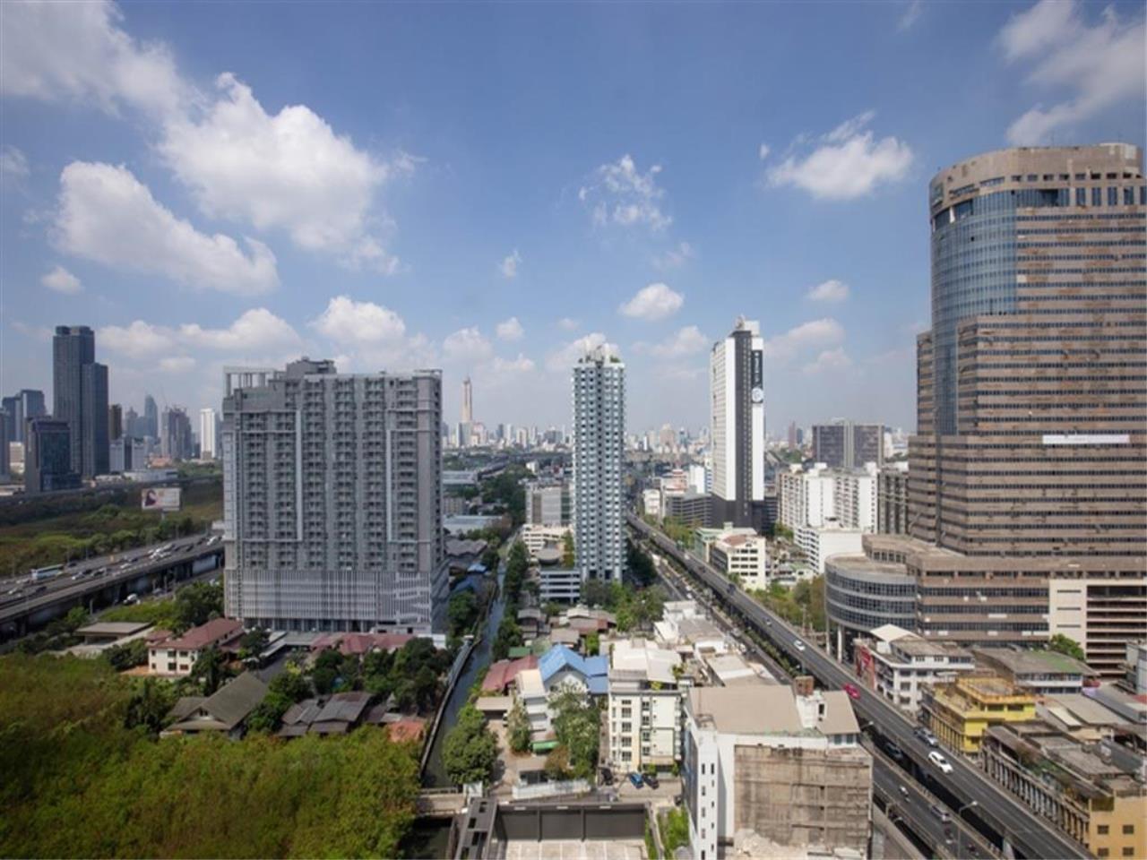Plus Property Agency's Rent : CD188863 THE LINE ASOKE-RATCHADA Condominium New Petchburi - Rama 9 Bangkok 17