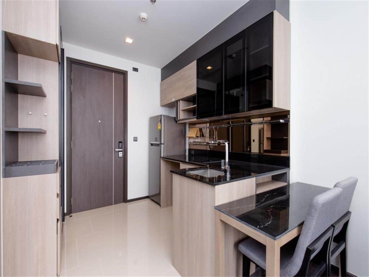Plus Property Agency's Rent : CD188866 THE LINE ASOKE-RATCHADA Condominium New Petchburi - Rama 9 Bangkok 10