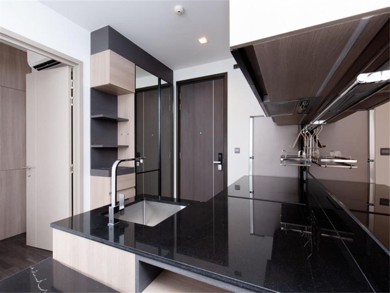Plus Property Agency's Rent : CD188866 THE LINE ASOKE-RATCHADA Condominium New Petchburi - Rama 9 Bangkok 8