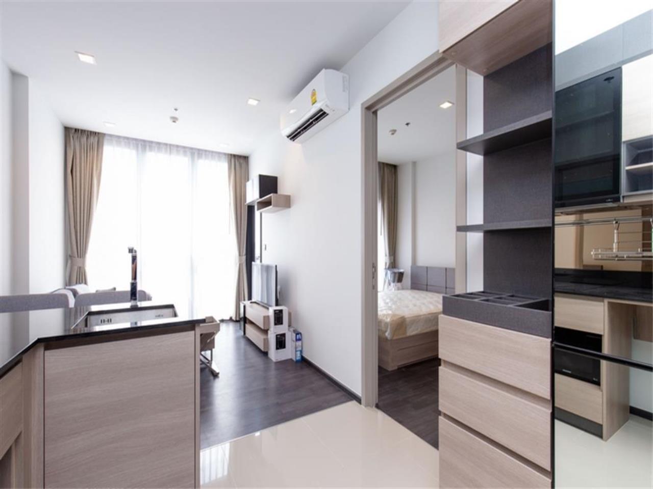 Plus Property Agency's Rent : CD188866 THE LINE ASOKE-RATCHADA Condominium New Petchburi - Rama 9 Bangkok 6