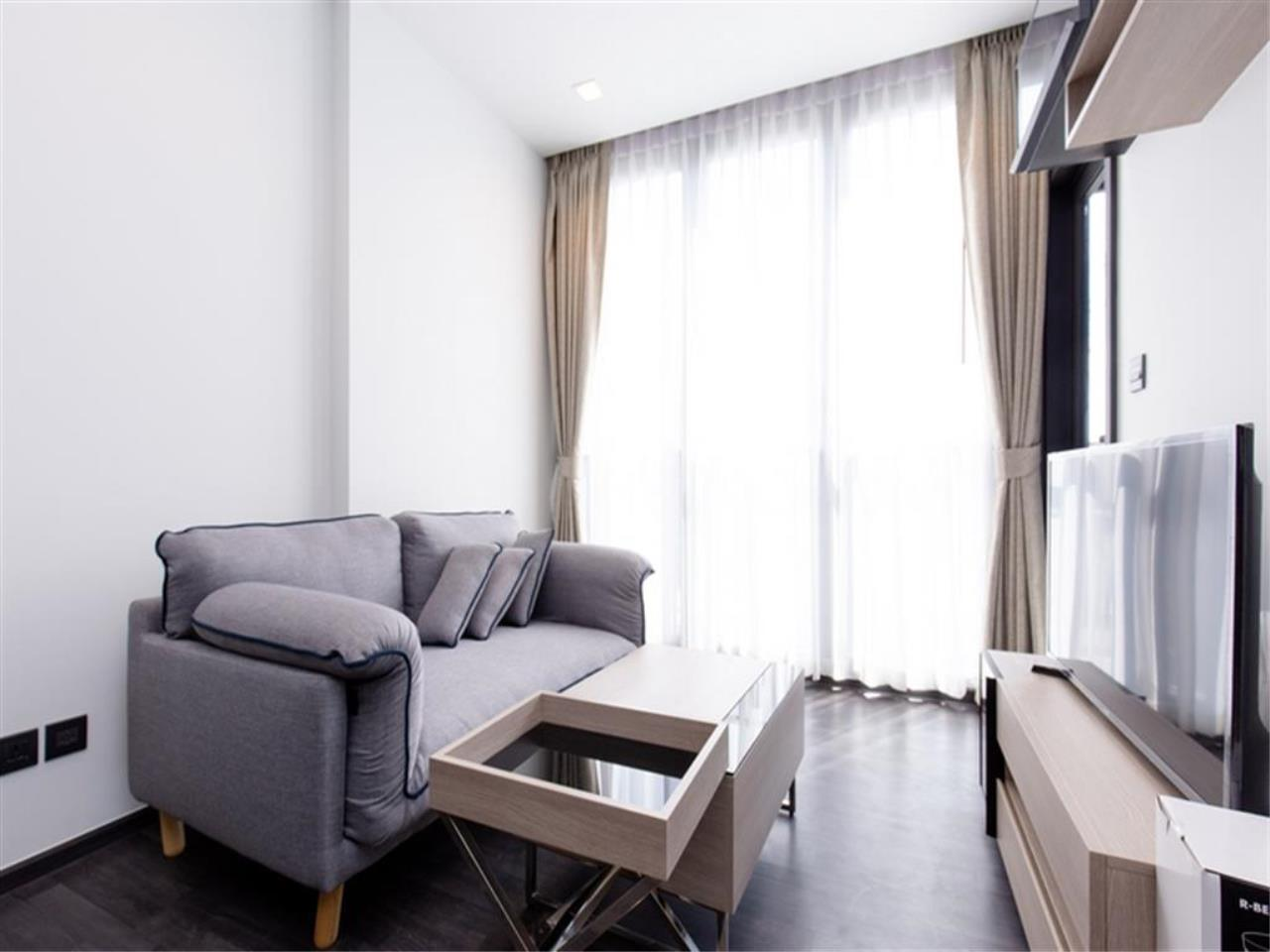 Plus Property Agency's Rent : CD188866 THE LINE ASOKE-RATCHADA Condominium New Petchburi - Rama 9 Bangkok 17