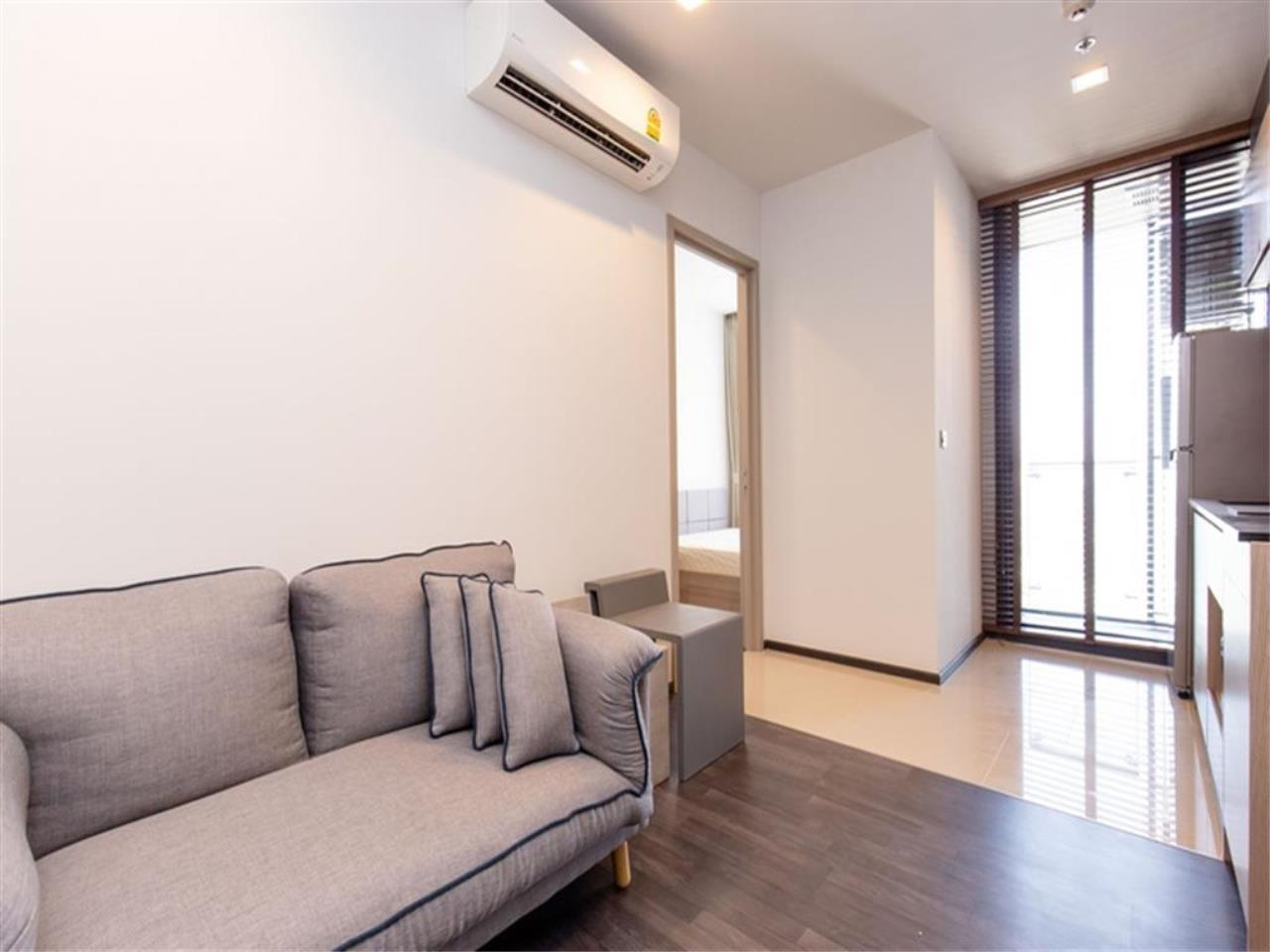 Plus Property Agency's Rent : CD190239 THE LINE ASOKE-RATCHADA Condominium New Petchburi - Rama 9 Bangkok 18