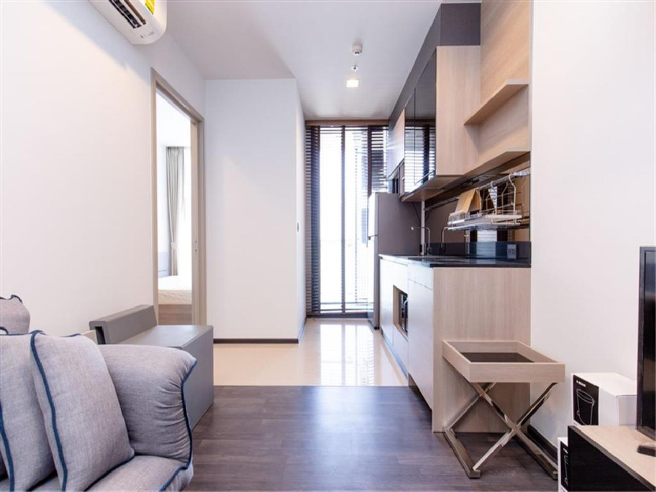 Plus Property Agency's Rent : CD190239 THE LINE ASOKE-RATCHADA Condominium New Petchburi - Rama 9 Bangkok 17