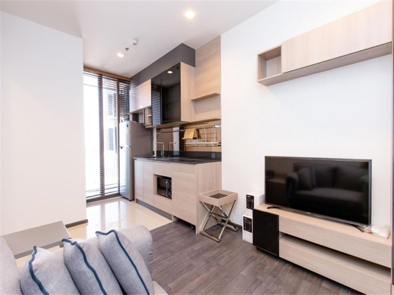 Plus Property Agency's Rent : CD190239 THE LINE ASOKE-RATCHADA Condominium New Petchburi - Rama 9 Bangkok 15