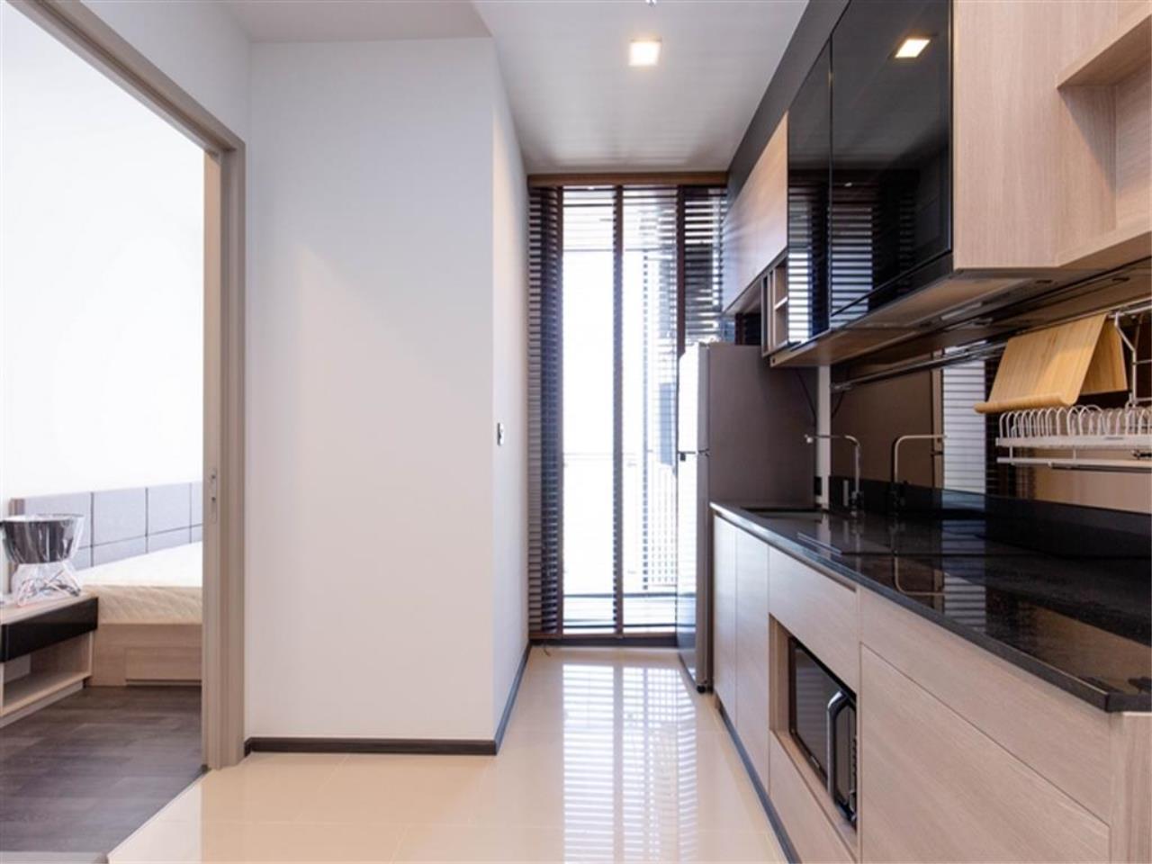 Plus Property Agency's Rent : CD190239 THE LINE ASOKE-RATCHADA Condominium New Petchburi - Rama 9 Bangkok 11