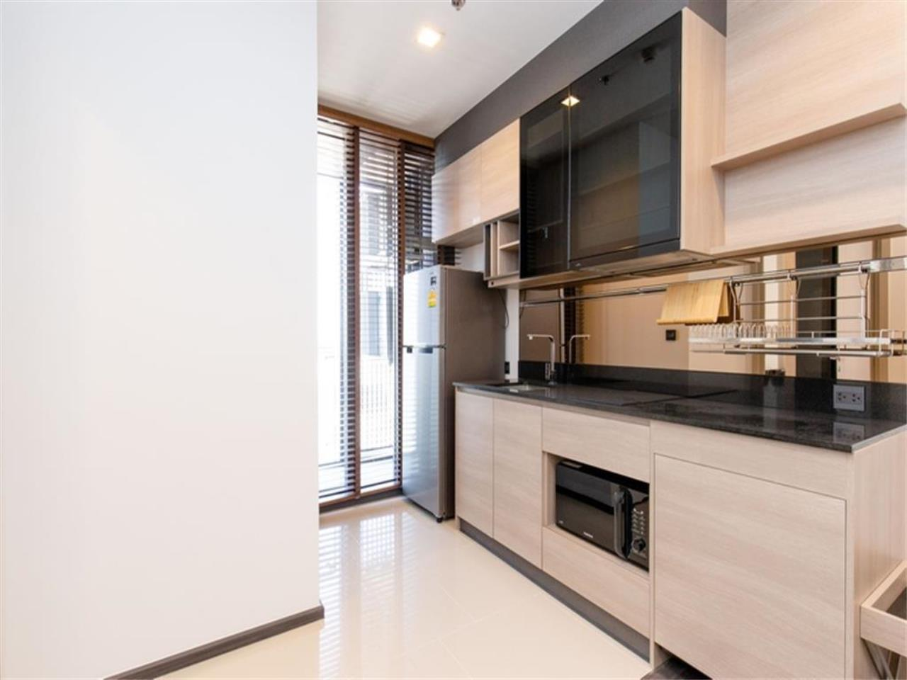 Plus Property Agency's Rent : CD190239 THE LINE ASOKE-RATCHADA Condominium New Petchburi - Rama 9 Bangkok 10