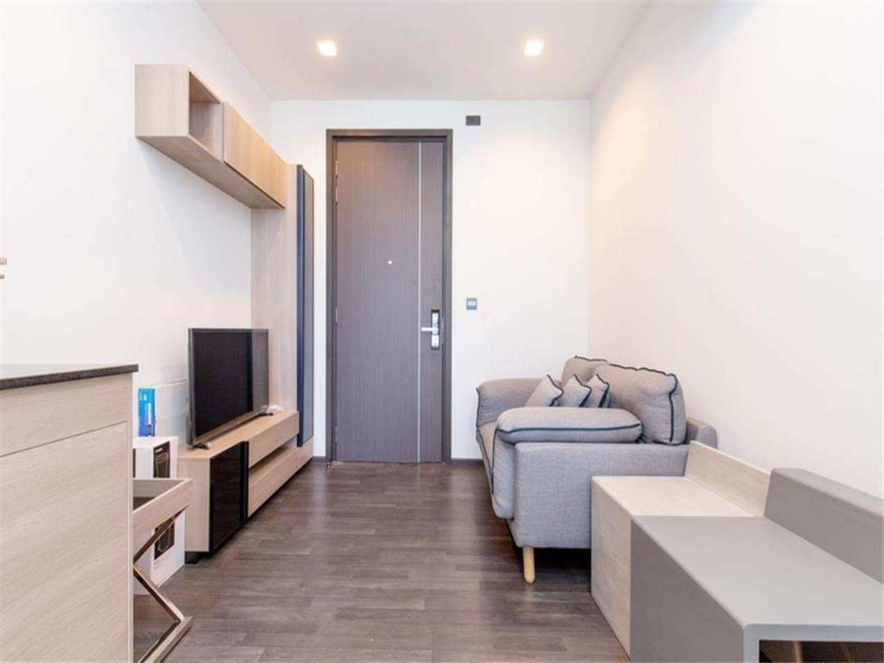 Plus Property Agency's Rent : CD190239 THE LINE ASOKE-RATCHADA Condominium New Petchburi - Rama 9 Bangkok 16