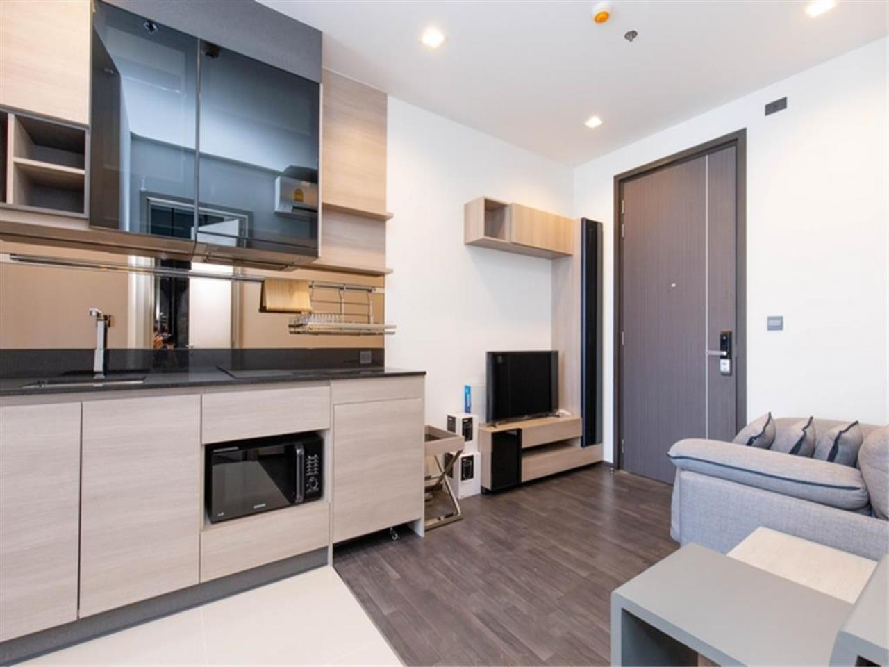 Plus Property Agency's Rent : CD190239 THE LINE ASOKE-RATCHADA Condominium New Petchburi - Rama 9 Bangkok 12