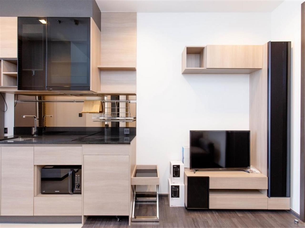 Plus Property Agency's Rent : CD190239 THE LINE ASOKE-RATCHADA Condominium New Petchburi - Rama 9 Bangkok 9