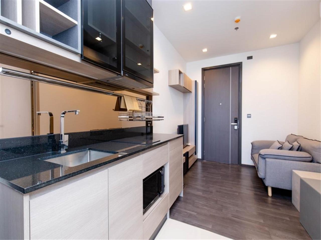 Plus Property Agency's Rent : CD190239 THE LINE ASOKE-RATCHADA Condominium New Petchburi - Rama 9 Bangkok 8