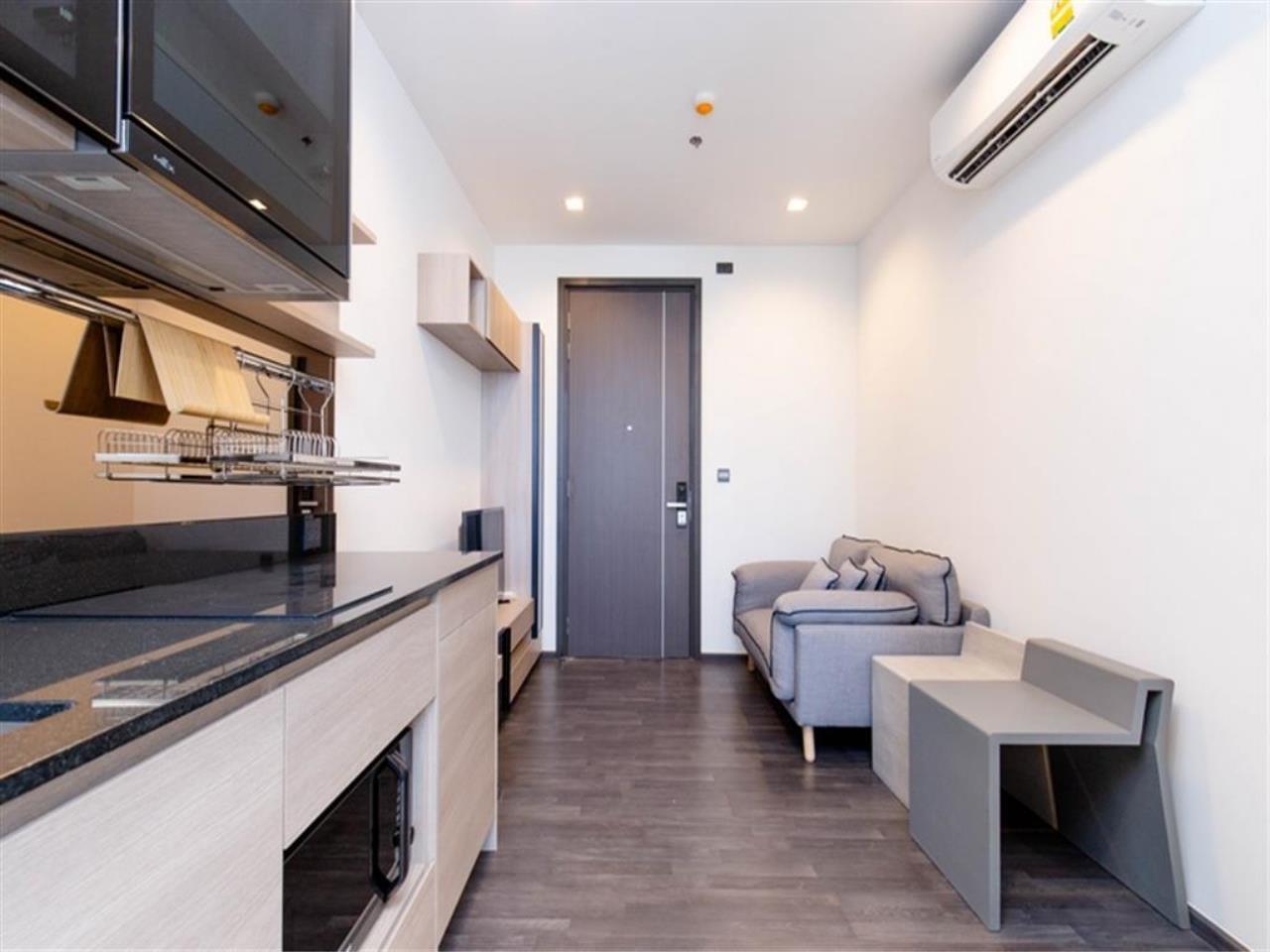 Plus Property Agency's Rent : CD190239 THE LINE ASOKE-RATCHADA Condominium New Petchburi - Rama 9 Bangkok 13
