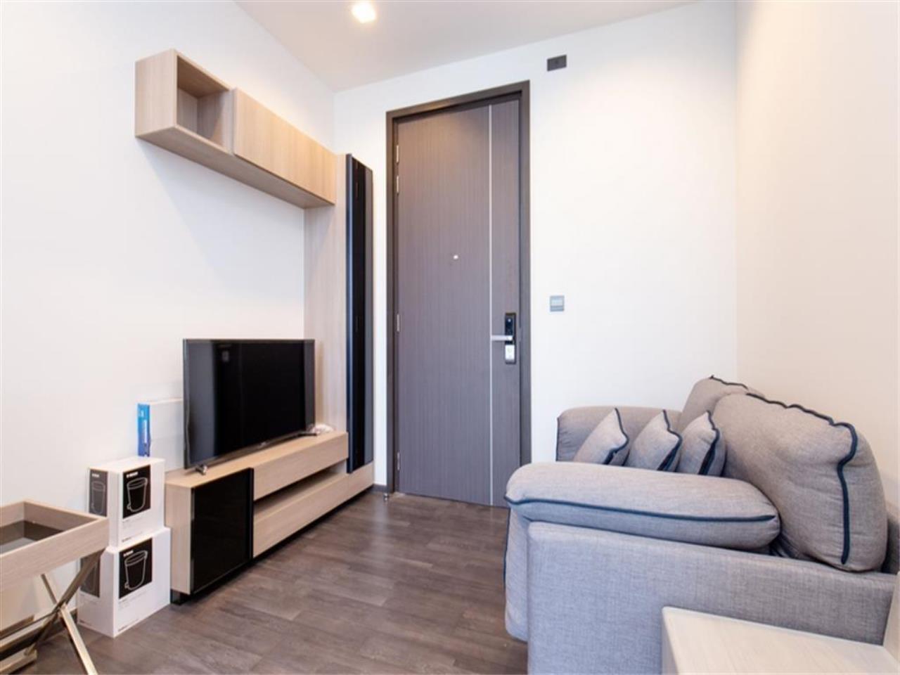 Plus Property Agency's Rent : CD190239 THE LINE ASOKE-RATCHADA Condominium New Petchburi - Rama 9 Bangkok 14