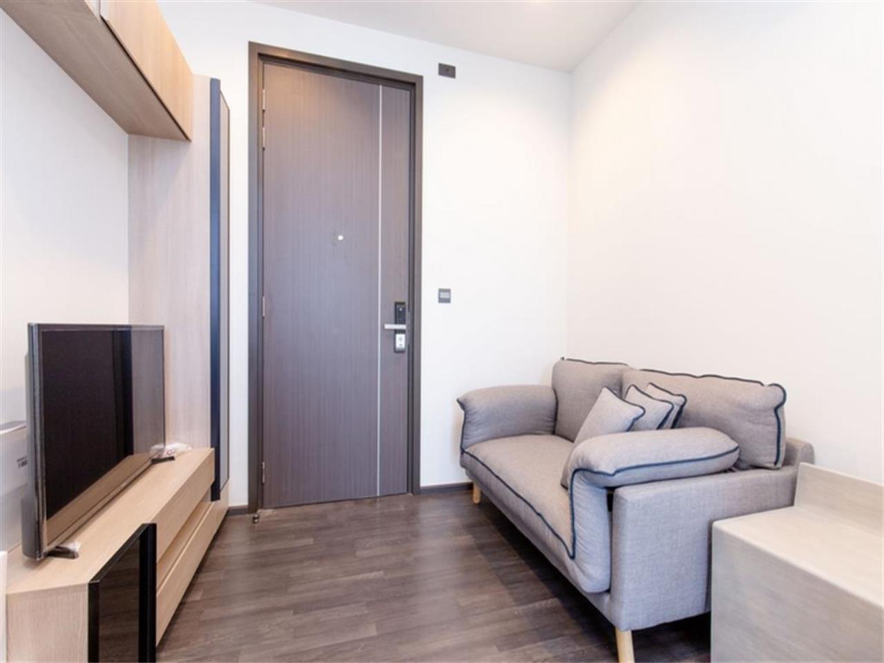Plus Property Agency's Rent : CD190239 THE LINE ASOKE-RATCHADA Condominium New Petchburi - Rama 9 Bangkok 21