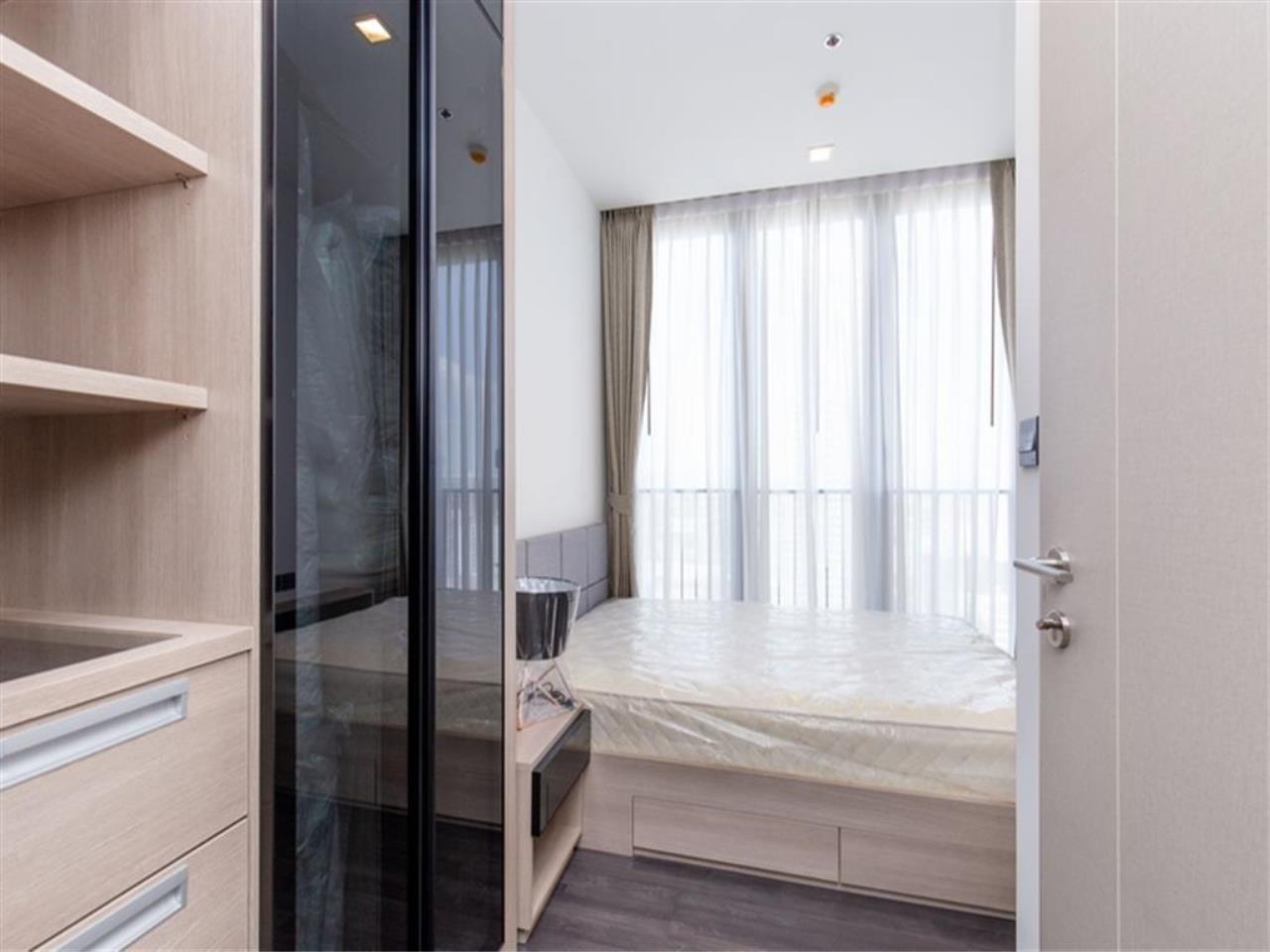 Plus Property Agency's Rent : CD190239 THE LINE ASOKE-RATCHADA Condominium New Petchburi - Rama 9 Bangkok 6