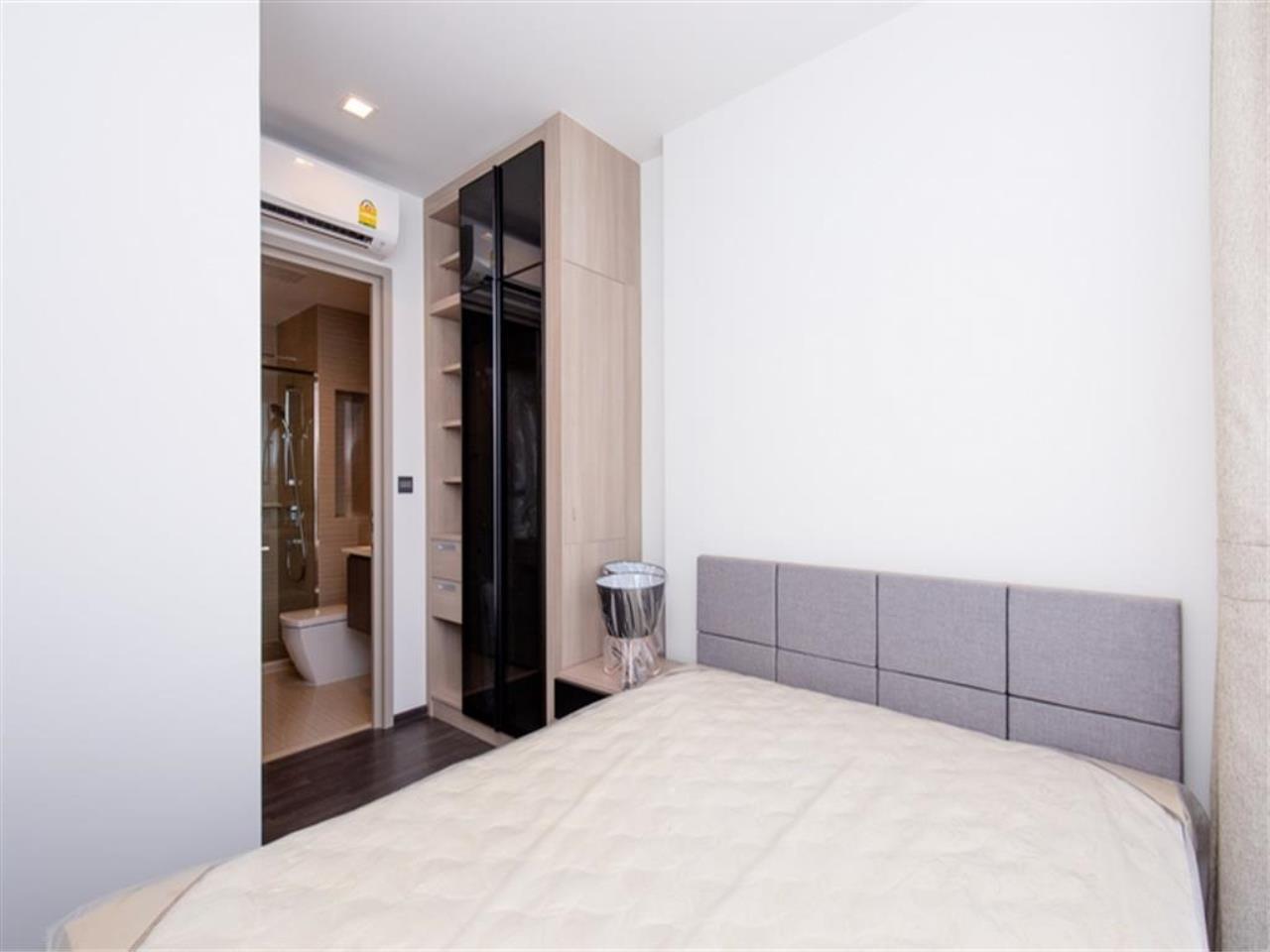 Plus Property Agency's Rent : CD190239 THE LINE ASOKE-RATCHADA Condominium New Petchburi - Rama 9 Bangkok 4