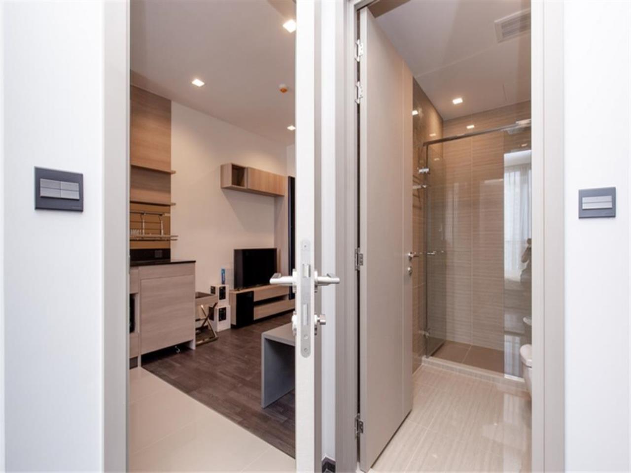 Plus Property Agency's Rent : CD190239 THE LINE ASOKE-RATCHADA Condominium New Petchburi - Rama 9 Bangkok 7