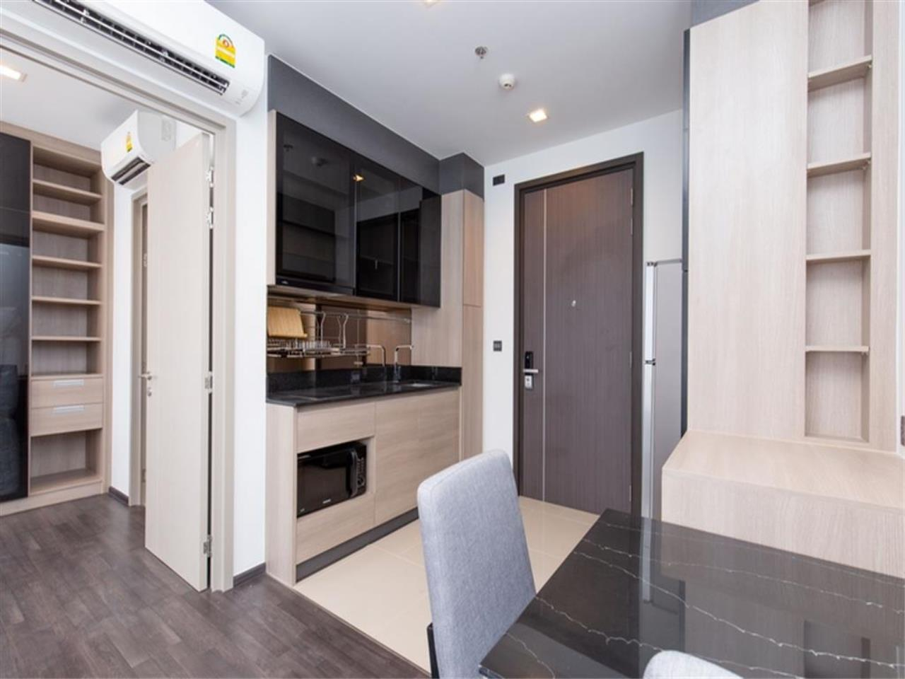 Plus Property Agency's Rent : CD190987 THE LINE ASOKE-RATCHADA Condominium New Petchburi - Rama 9 Bangkok 10