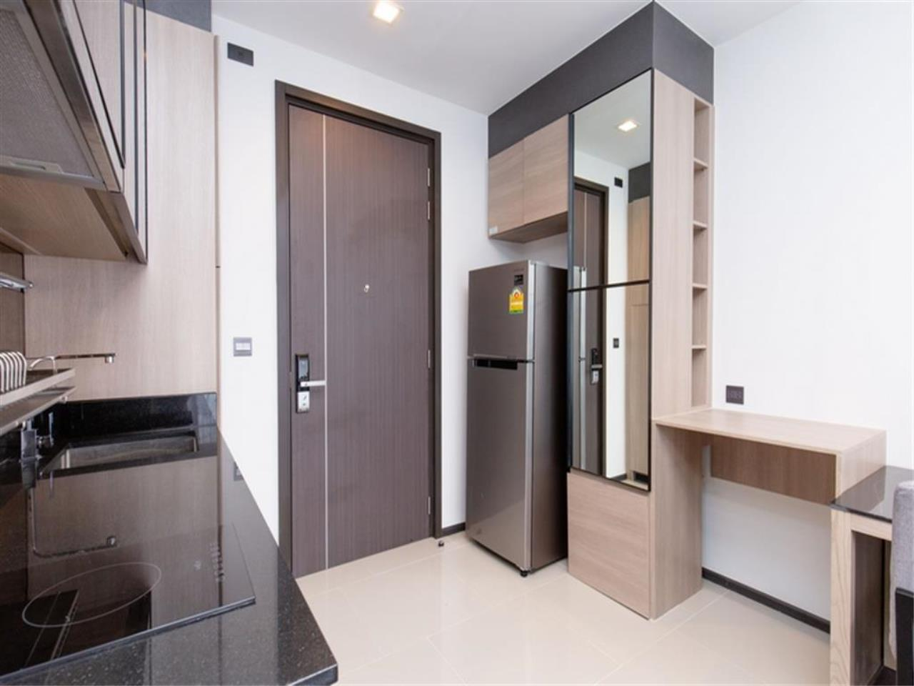 Plus Property Agency's Rent : CD190987 THE LINE ASOKE-RATCHADA Condominium New Petchburi - Rama 9 Bangkok 18