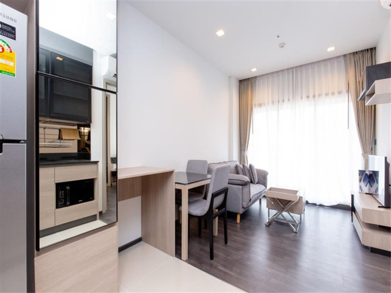 Plus Property Agency's Rent : CD190987 THE LINE ASOKE-RATCHADA Condominium New Petchburi - Rama 9 Bangkok 12