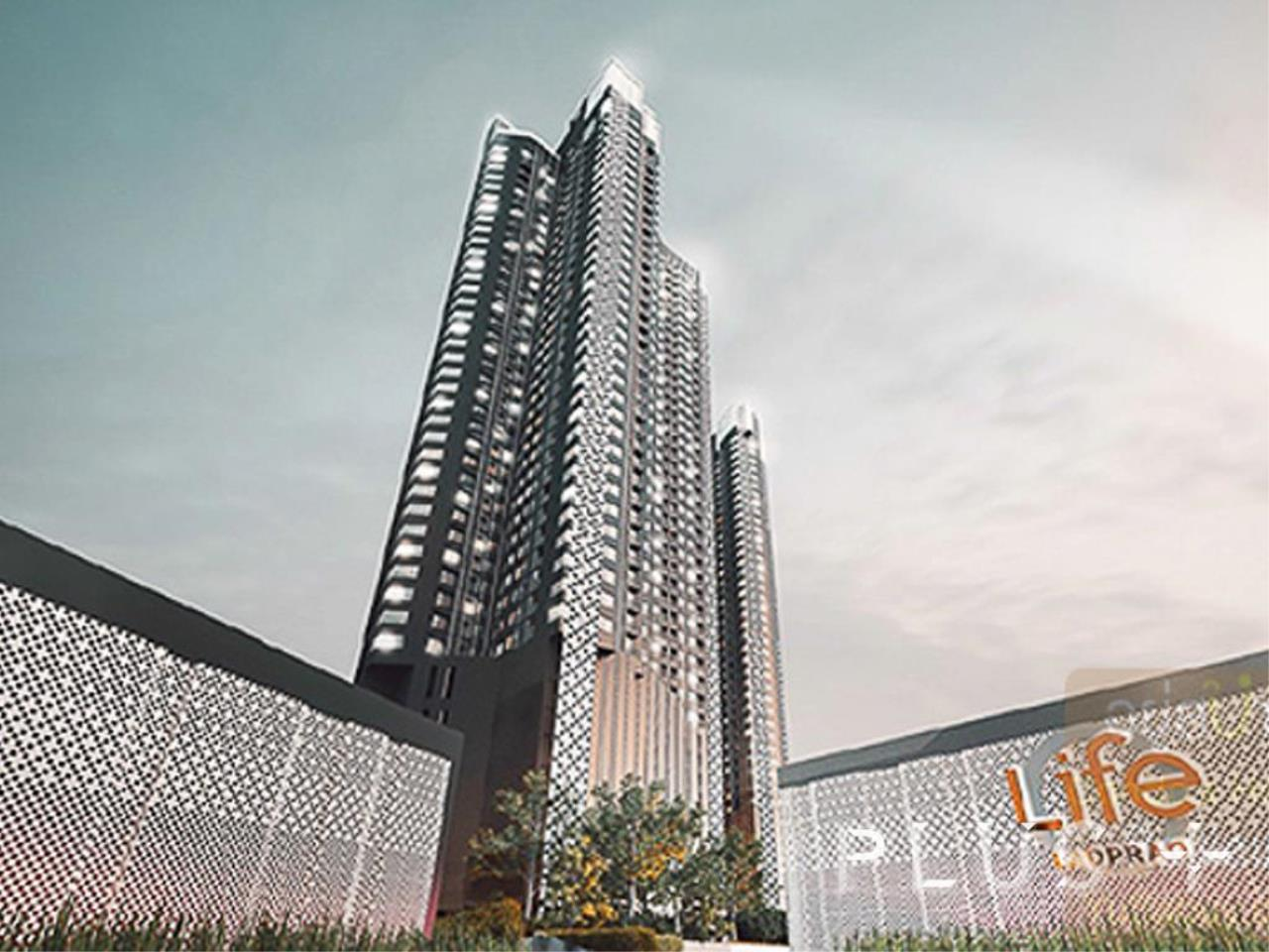 Plus Property Agency's Sale : CD193209 LIFE LADPRAO Condominium Paholyothin Bangkok 1