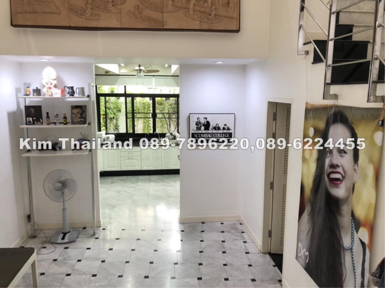 Kim Thailand Agency's ขายทาวน์เฮ้าส์ 4 ชั้น ย่านสุขุมวิท71 พื้นที่ 29.9 ตารางวา 4 ห้องนอน ขาย 15.7 ล้านบาท 9
