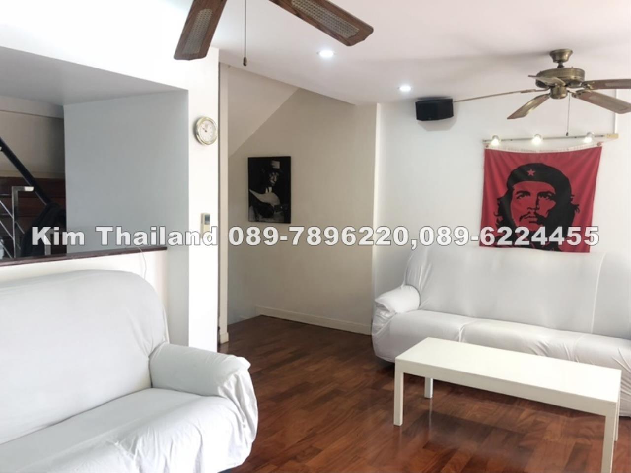 Kim Thailand Agency's ขายทาวน์เฮ้าส์ 4 ชั้น ย่านสุขุมวิท71 พื้นที่ 29.9 ตารางวา 4 ห้องนอน ขาย 15.7 ล้านบาท 2