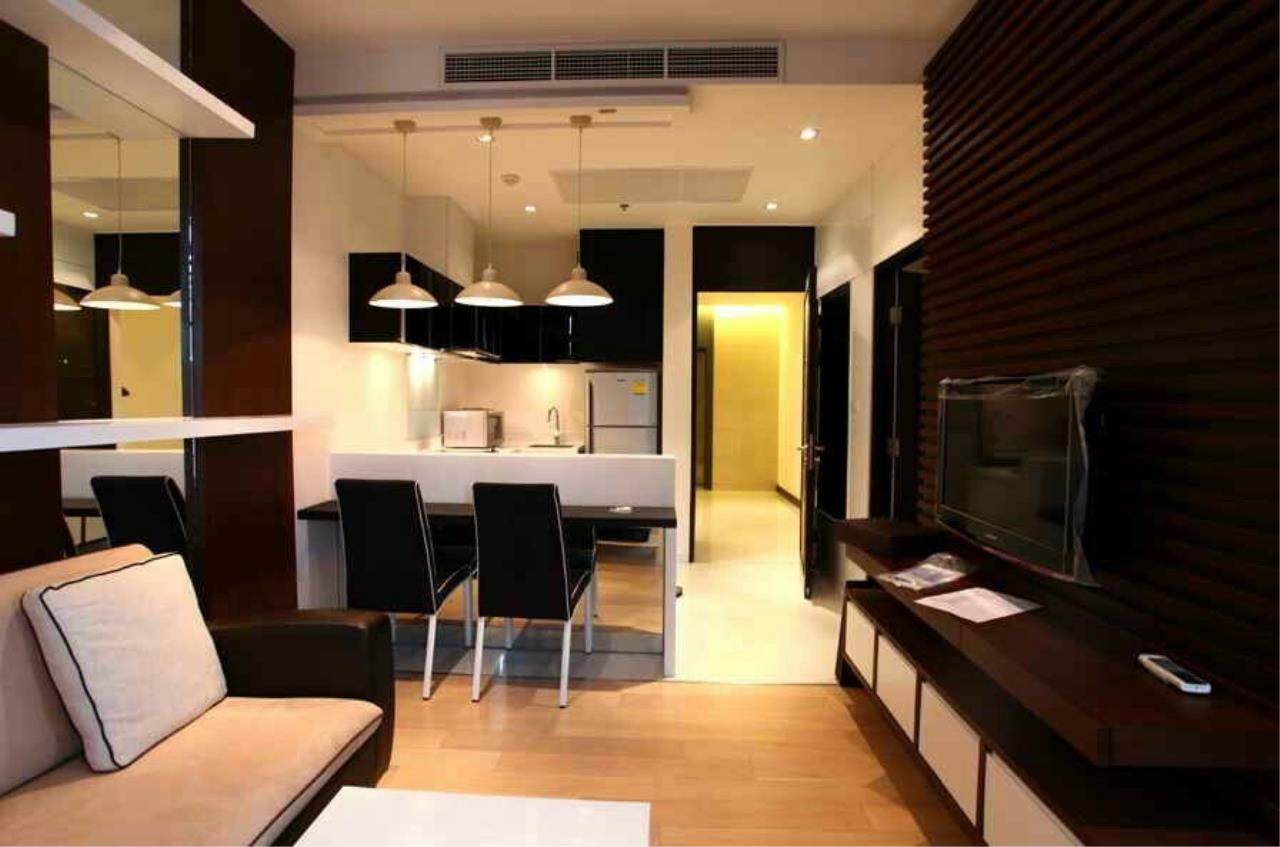 Arken Estate Agency Property Agency near BTS & MRT Agency's Eight Thonglor Residence 1 bed 1