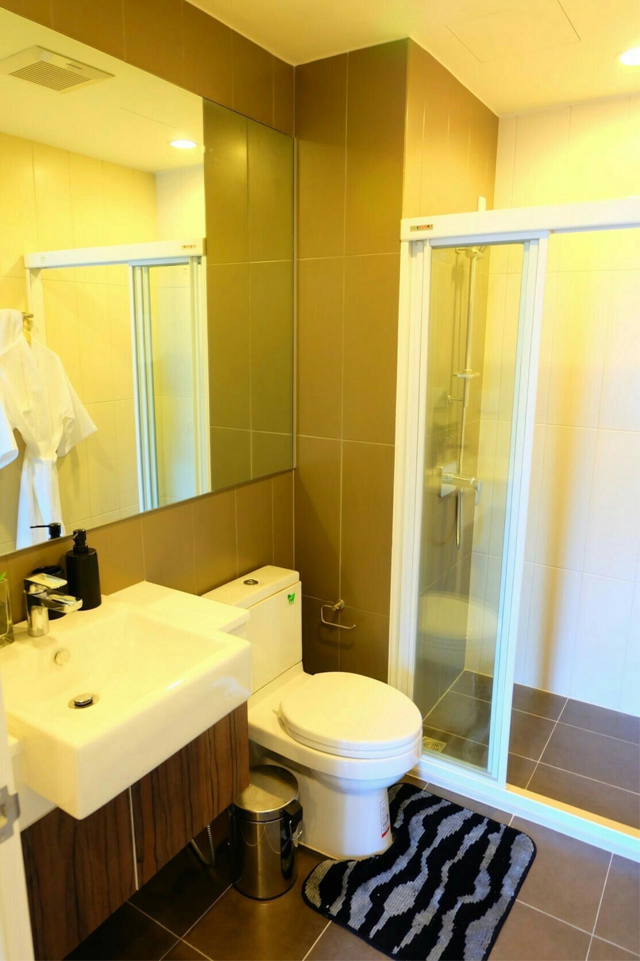 Arken Estate Agency Property Agency near BTS & MRT Agency's Centric Huaikwang by SC Asset 1 bed 1 bath 5