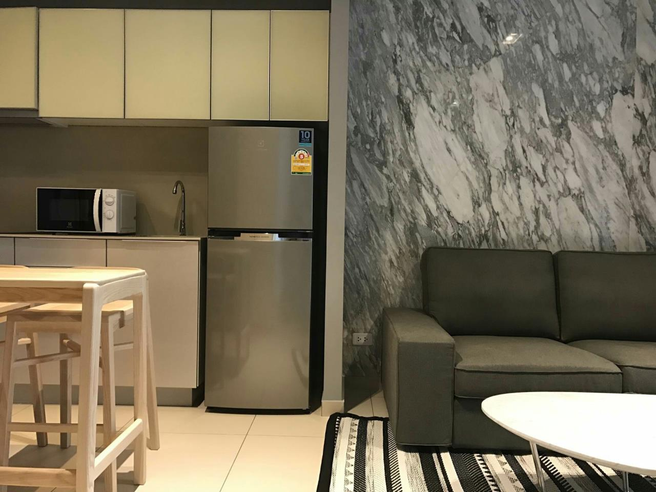 Arken Estate Agency Property Agency near BTS & MRT Agency's The Lofts Ekkamai 1 bed 1 bath 2